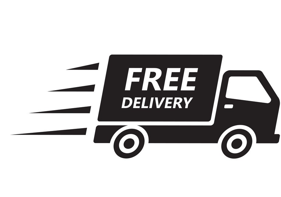 fast and free shipping delivery truck vector 21487242